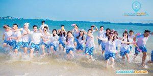 Đi du lịch Cù Lao Xanh nên mặc những bộ quần ảo thoải má