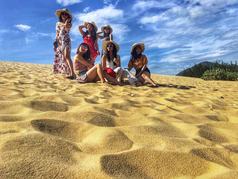 Hành trình du lịch Quy Nhơn - Phú Yên của 6 cô gái xinh đẹp
