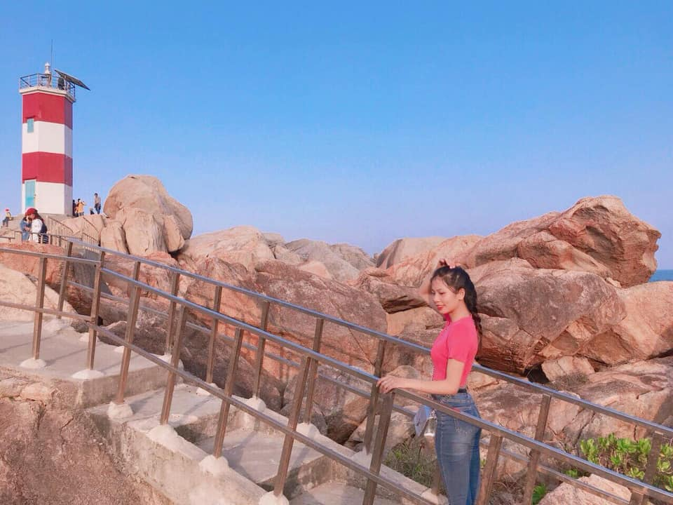 Review hành trình du lịch Quy Nhơn-Phú Yên 4 ngày 3 đêm chỉ với 2500k