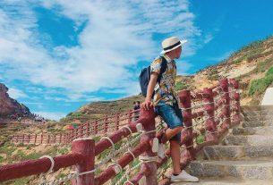 Phượt Quy Nhơn - Phú Yên lưu giữ kỷ niệm thanh xuân