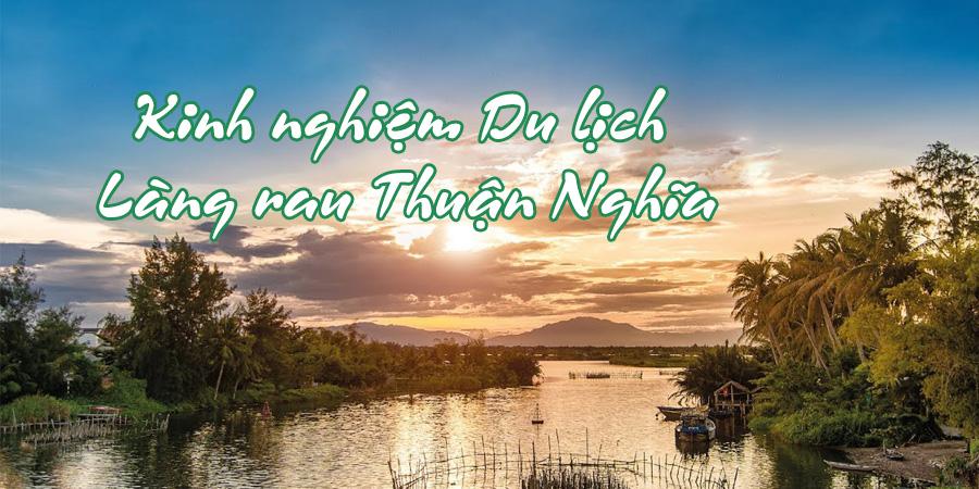 Kinh nghiệm du lịch làng rau Thuận Nghĩa