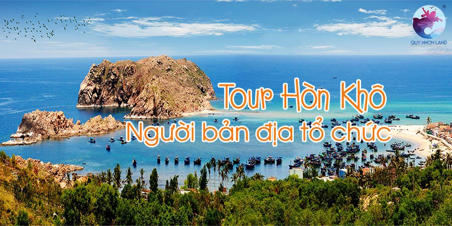 Tour Hòn Khô