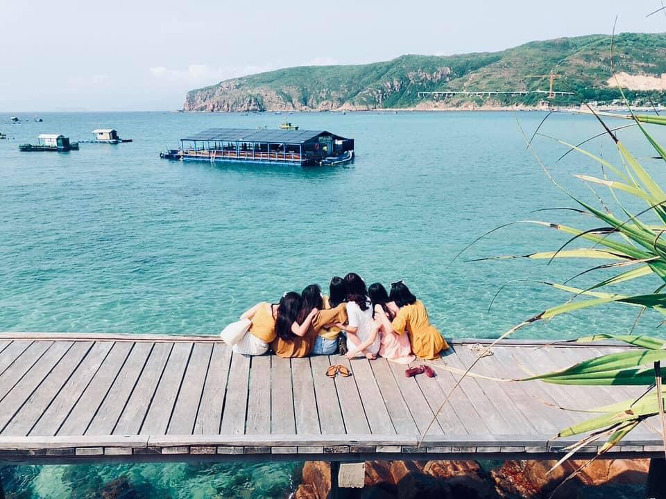 Thanh xuân này là được cùng đám bạn thân du lịch Quy Nhơn