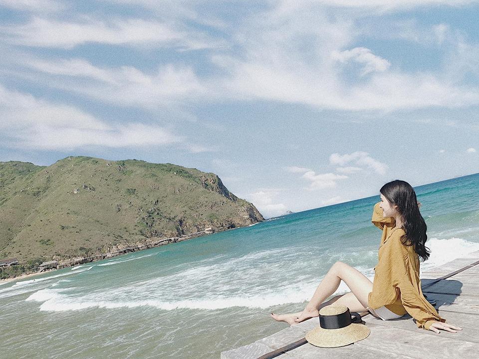 Hành trình du lịch Quy Nhơn siêu thú vị của bốn cô gái