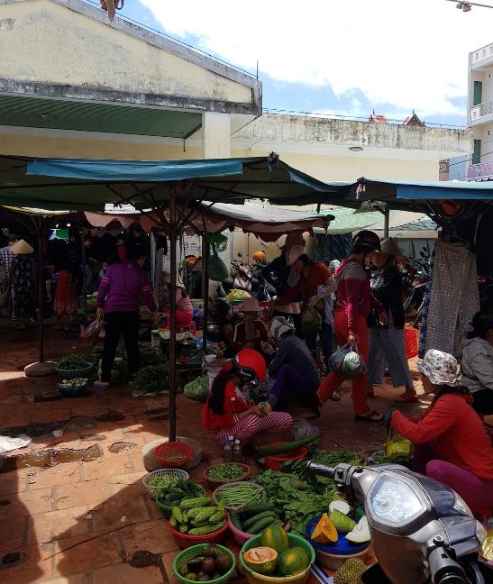 Những khu chợ nên đến khi du lịch Quy Nhơn Bình Định