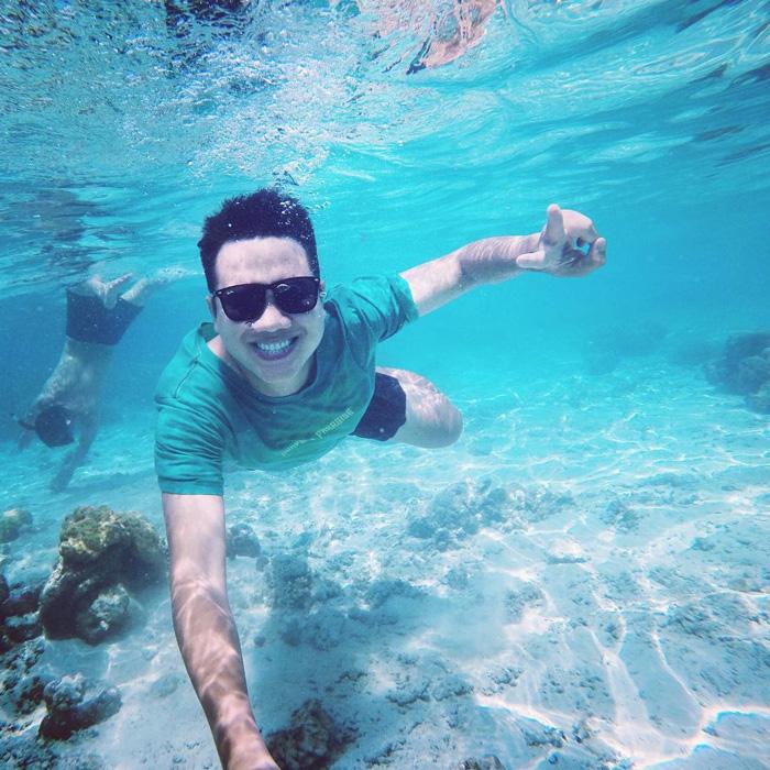 Đảo Cù Lao Xanh - không thể không đi khi đến du lịch Quy Nhơn