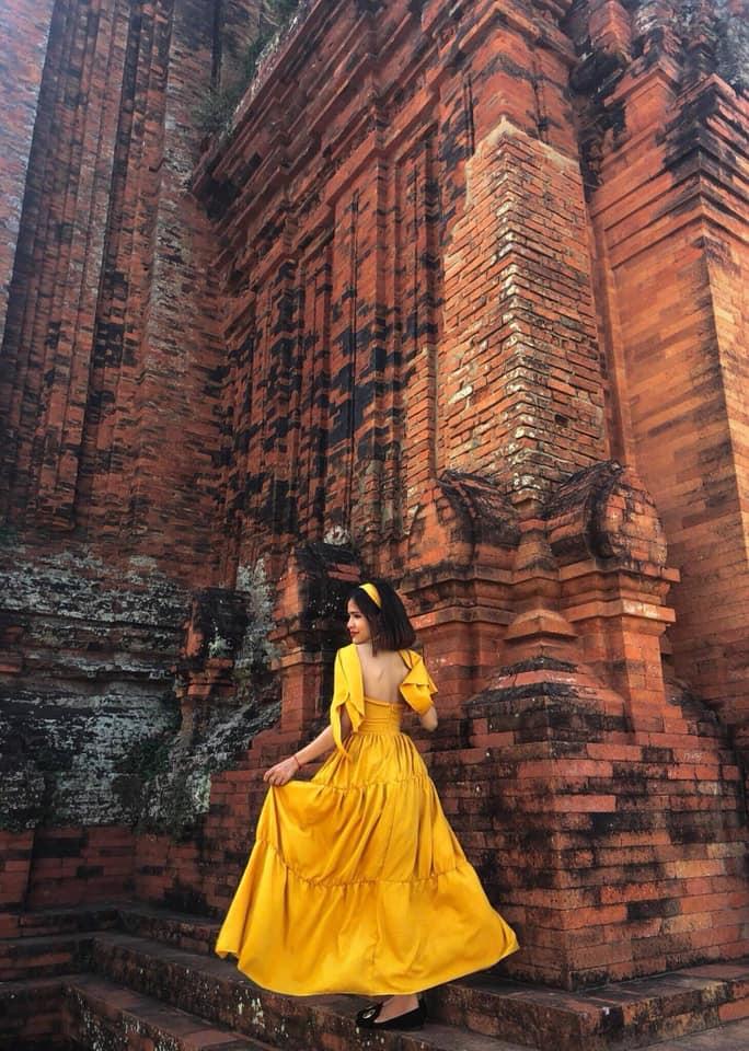 Du lịch Quy Nhơn đừng quên ghé thăm tháp Bánh Ít tuyệt đẹp - ảnh 3
