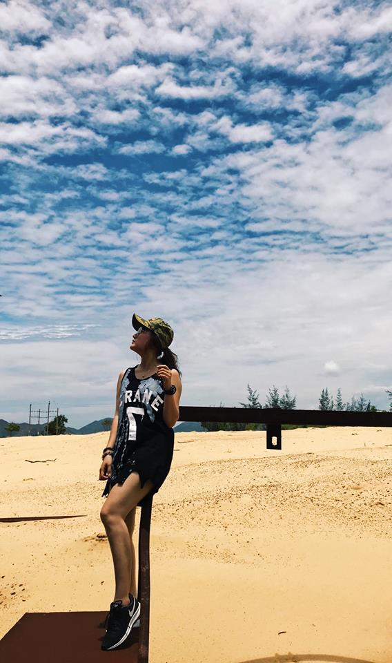 Điểm du lịch Quy Nhơn 2019 không thể bỏ qua - Đồi cát Phương Mai