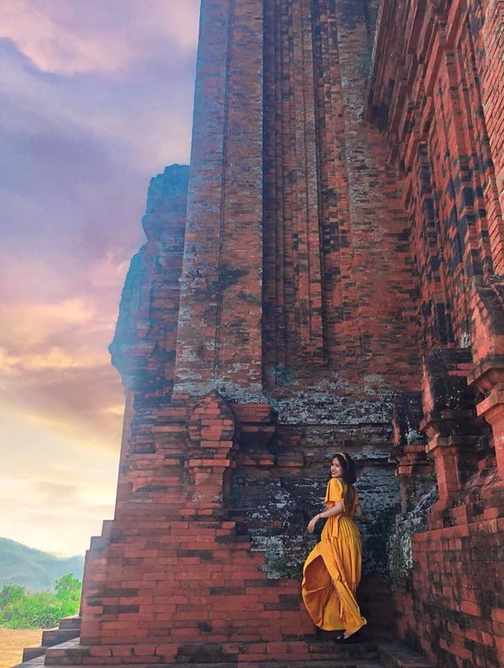 Du lịch Quy Nhơn đừng quên ghé thăm tháp Bánh Ít tuyệt đẹp - ảnh 5