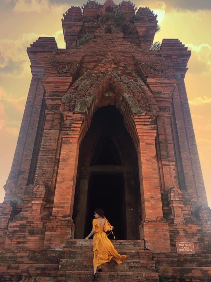 Du lịch Quy Nhơn đừng quên ghé thăm tháp Bánh Ít tuyệt đẹp - ảnh 7