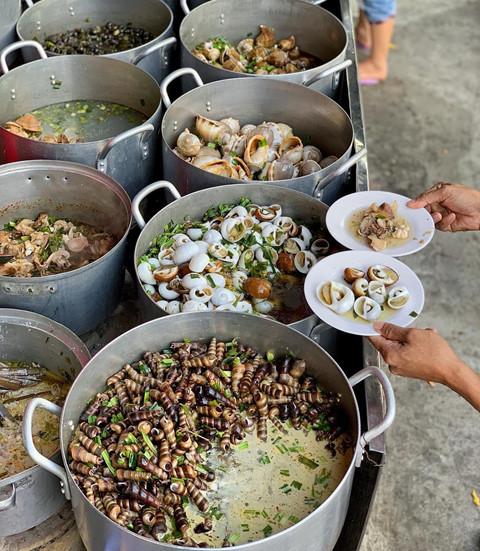 Càm quét ẩm thực Quy Nhơn chỉ với 100.000 đồng