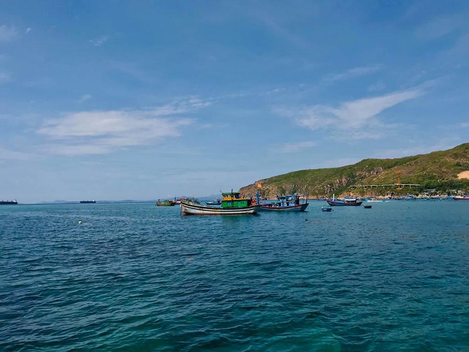 Review du lịch Hòn Khô Quy Nhơn siêu chi tiết 2019