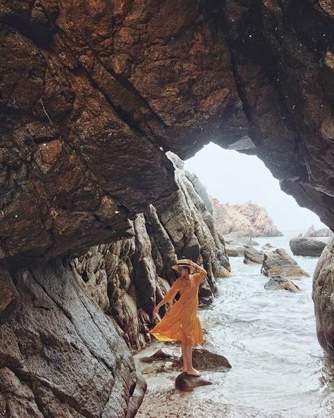 Biển Kỳ Co - vùng biển thuộc top những bãi biển đẹp nhất Việt Nam