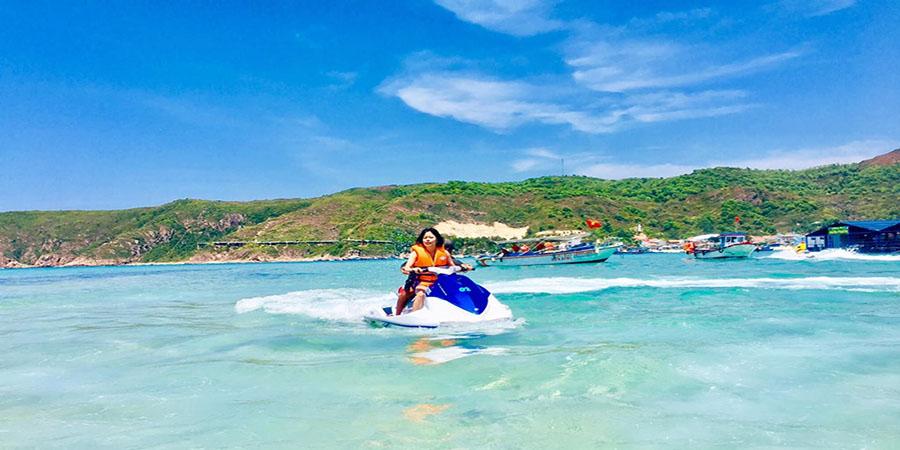 Du lịch Quy Nhơn - Phú Yên với biển xanh cát trắng, nắng vàng