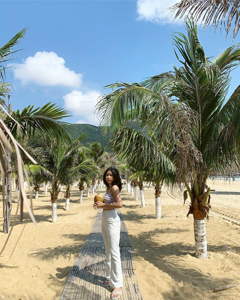 Du lịch Kỳ Co là vùng biển đẹp nhất nhì Việt Nam 2019