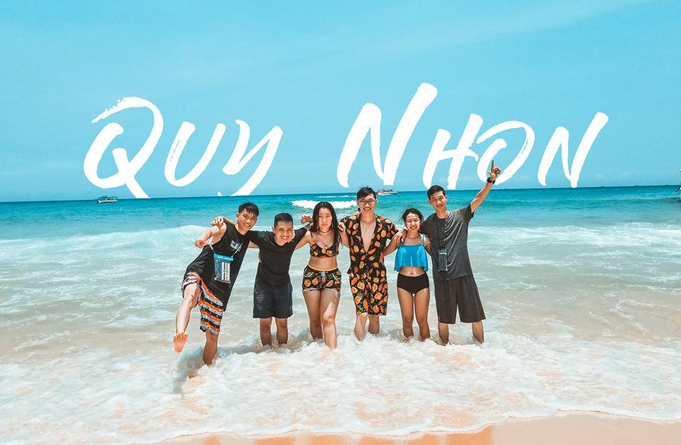 Review hành trình du lịch Quy Nhơn - Kỳ Co - Eo Gió