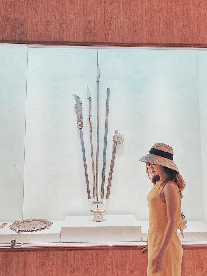 """Du lịch Quy Nhơn sẽ rất """" sai"""" nếu không đến Bảo tàng Quang Trung"""