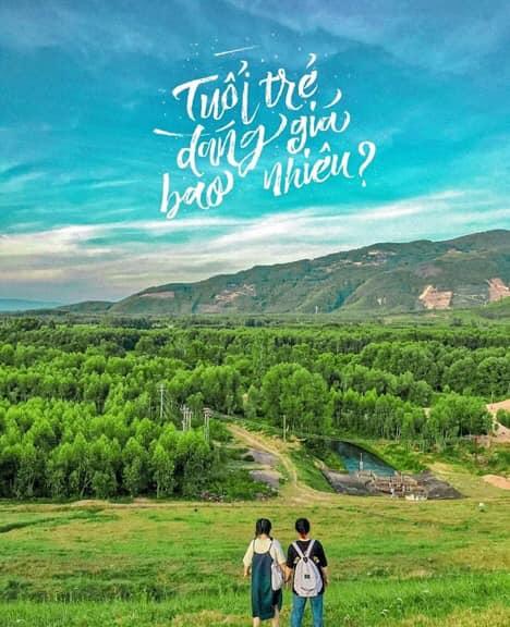 Hồ Tuyền Lâm Đà Lạt phiên bản du lịch Quy Nhơn