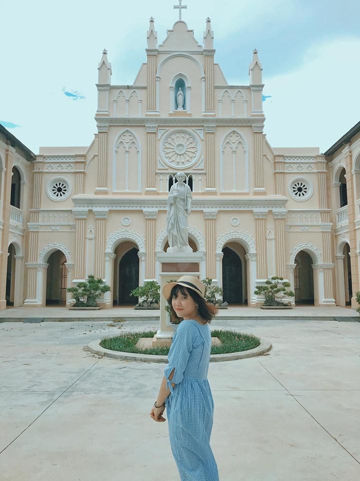 Du lịch Bình Định đừng quên Tiểu chủng viện Làng Sông