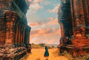 Kinh nghiệm du lịch Quy Nhơn check in tháp Bánh Ít