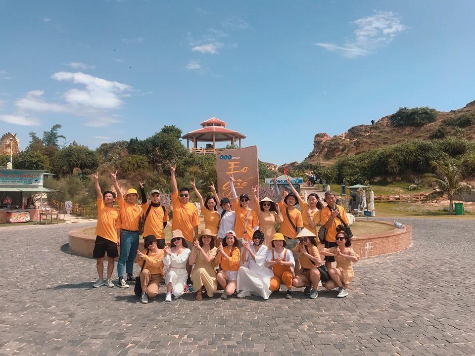 Review hành trình du lịch Quy Nhơn cùng 20 người siêu xuất sắc