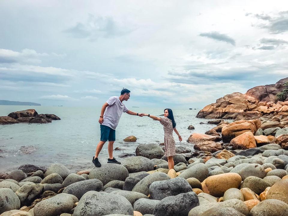 Đến du lịch Quy Nhơn khám phá khu du lịch Bãi Xép