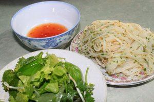 Bánh Dây Bồng Sơn - Ành Internet