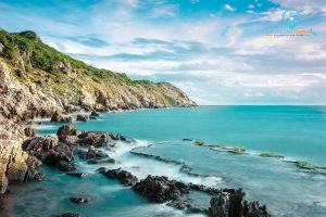 Bãi biển Quy Nhơn - Ảnh Internet