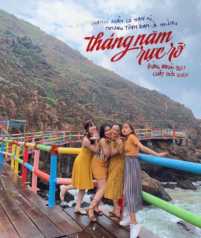 Cùng hội bạn đi hết thành phố du lịch Quy Nhơn xinh đẹp