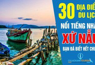 """Bình Định - 30 địa điểm du lịch, bạn đã """"check-in"""" hết chưa"""