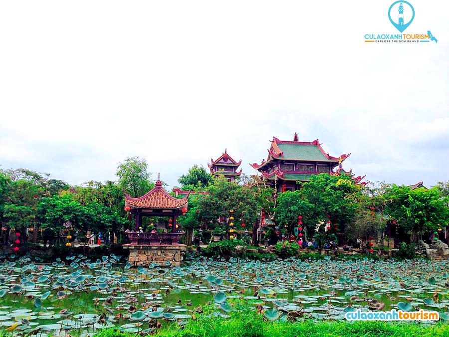 Thiên Hưng tự - chốn tâm linh đặc biệt ở xứ Nẫu Bình Định - Ảnh: @82t92