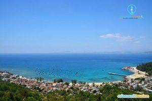 Đến Cù Lao Xanh để thấy biển trời giao hòa (Ảnh: ST)