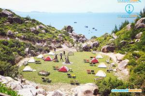 Khu cắm trại vô cùng tuyệt đẹp - Ảnh Internet