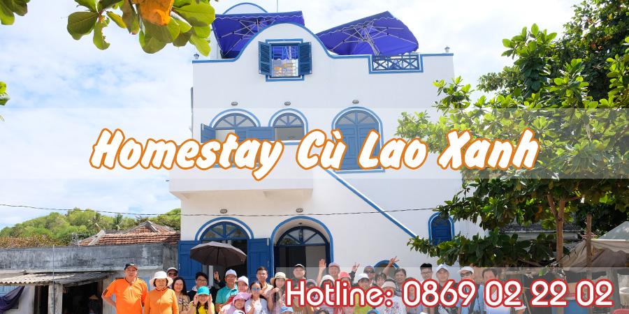 Homestay Cù Lao Xanh Tourism