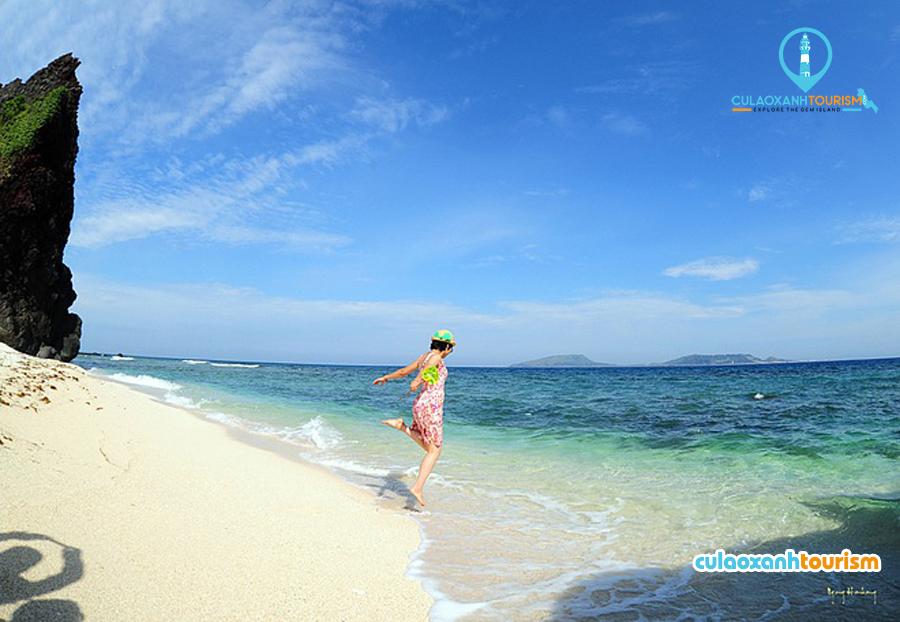Một vẻ đẹp mới ở đảo Cù Lao Xanh - Ảnh Internet