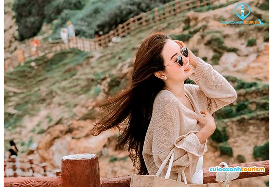 """Eo Gió Quy Nhơn đang trở thành một trong những biểu tượng du lịch """"nhìn là biết Quy Nhơn"""" - Ảnh Sưu Tầm"""