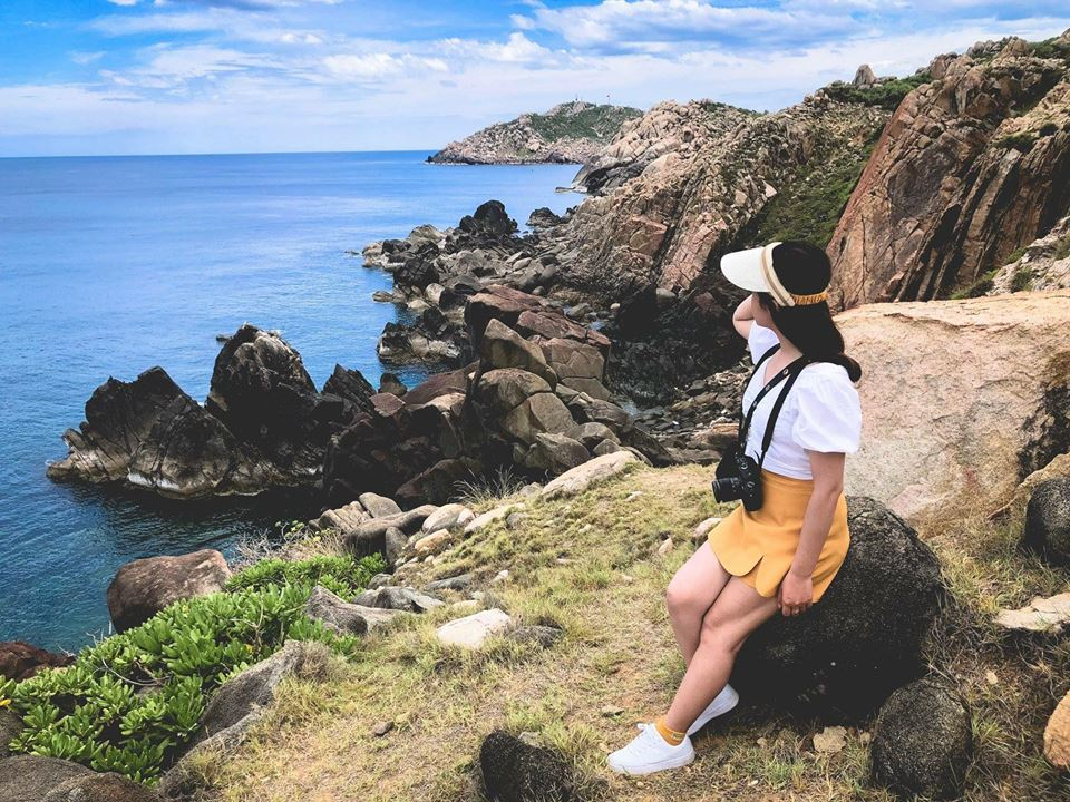 Đảo Cù Lao Xanh sở hữu vẻ đẹp yên bình và hoang sơ - Ảnh ST