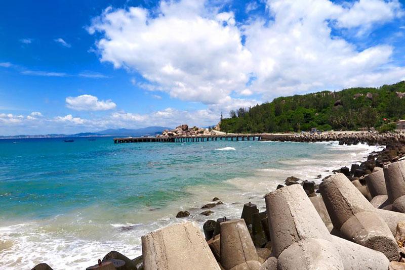 Bạn có thể đến du lịch Cù Lao Xanh vào nhiều thời điểm trong năm - Ảnh ST
