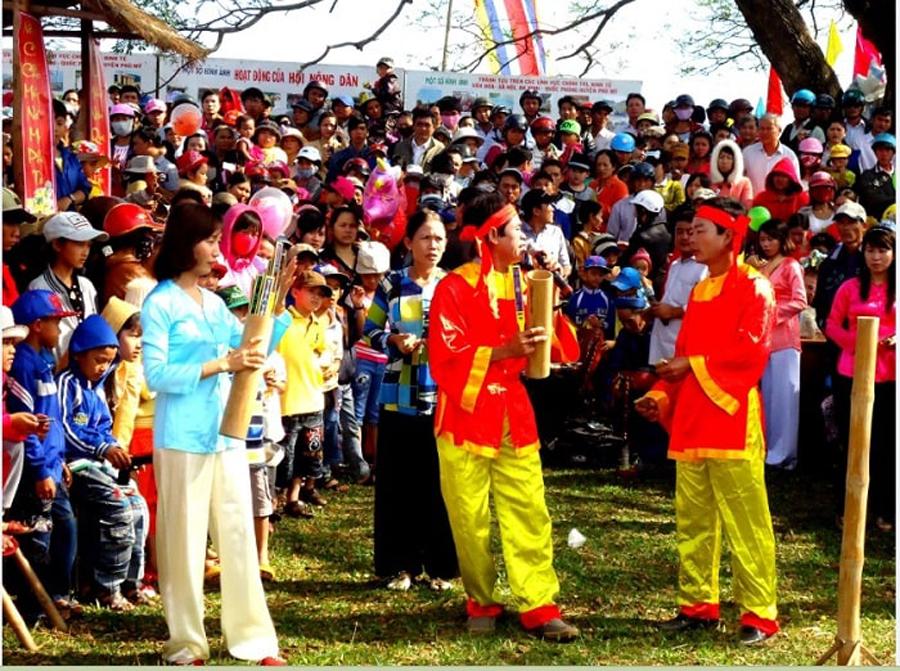 Lễ hội Đèo Nhông kỷ niệm chiến thắng Đèo Nhông - Dương Liễu
