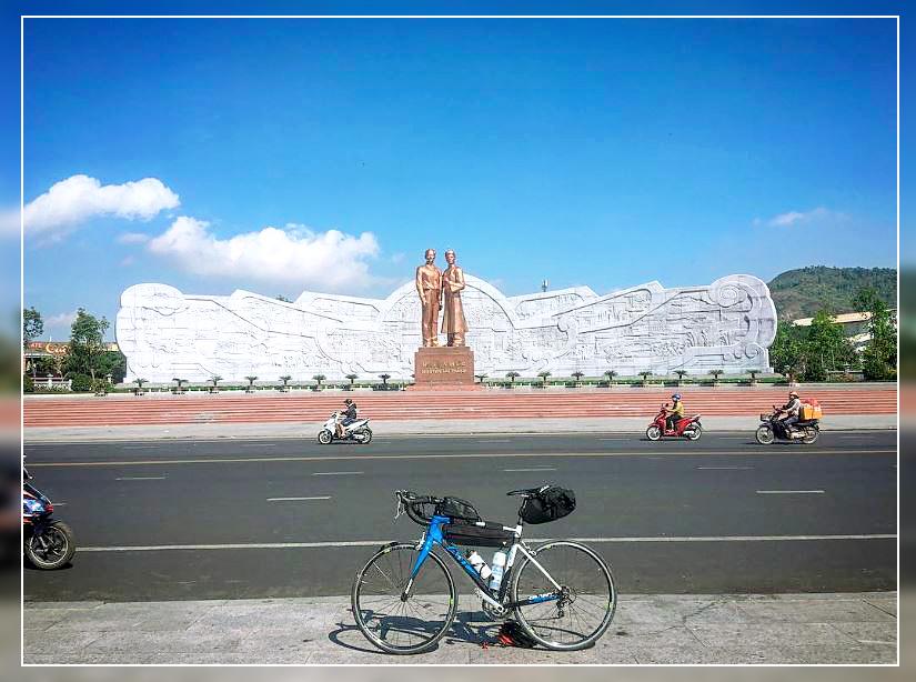 Quảng Trường Quy Nhơn - Ảnh ST