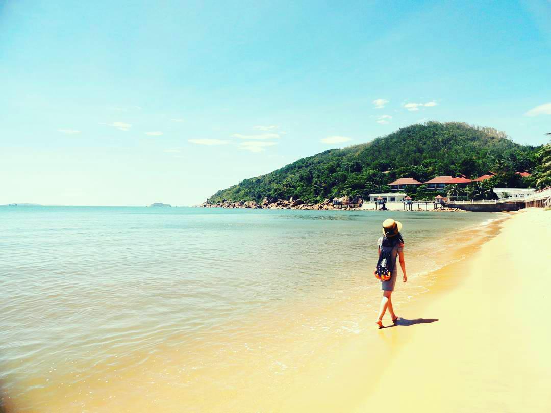 Dạo bước trên cung đường biển Quy Nhơn đầy thơ mộng - Ảnh ST