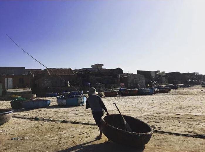 Bạn có thể hòa mình với đời sống của làng chài ven biển (@mizoo_kazuya)
