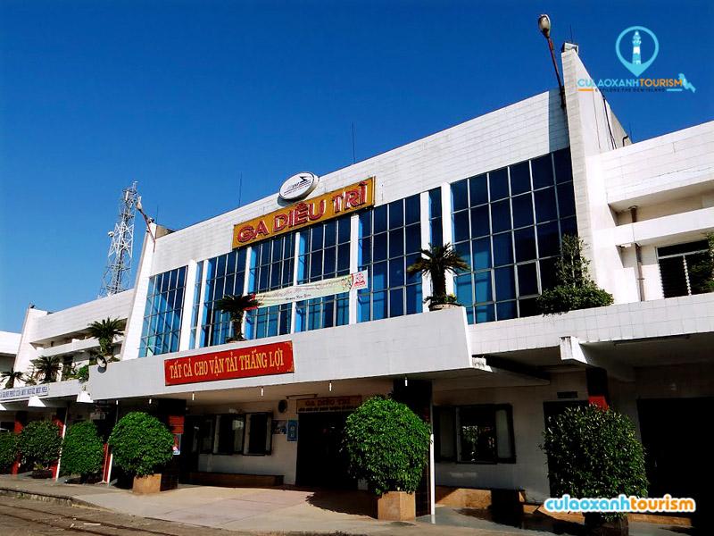 Nhà ga Diêu Trì – Bình Định