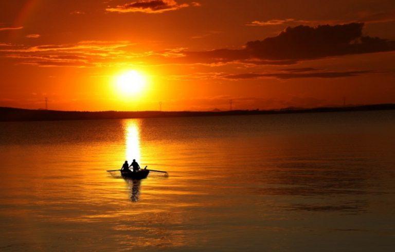 Một màu vàng ươm bao trùm đảo ngọc Cù Lao Xanh