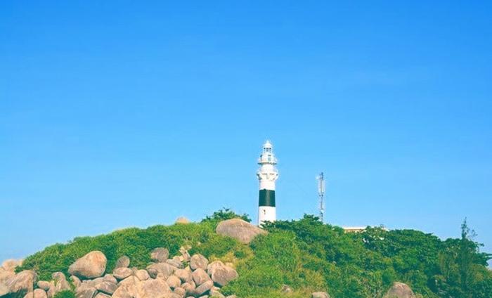 Đây là một ngọn hải đăng