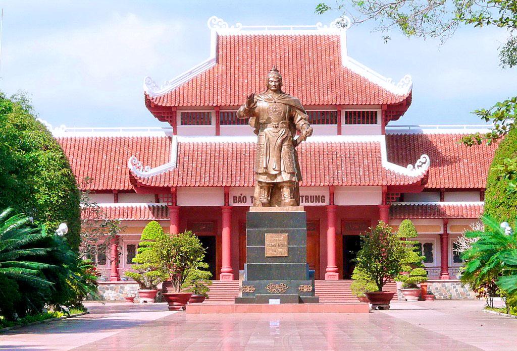 Bảo tàng Quang Trung - Ảnh ST