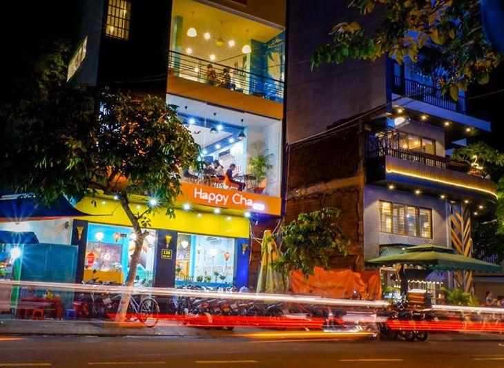 Happy Cha tọa lạc tại 138 Ngô Mây và rất gần trường đại học Quy Nhơn - Ảnh:ST Happy Cha tọa lạc tại 138 Ngô Mây và rất gần trường đại học Quy Nhơn – Ảnh:ST