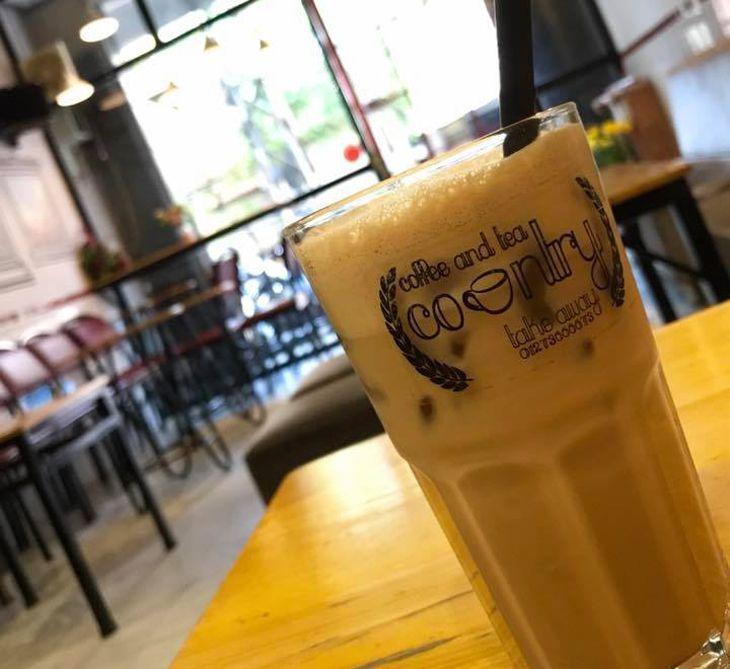 Trà sửa Country một trong những quán trà sữa ngon ở Quy Nhơn – Ảnh ST