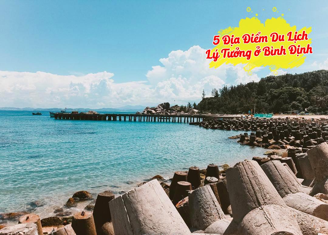 Đảo Cù Lao Xanh sở hữu vẻ đẹp yên bình và hoang sơ