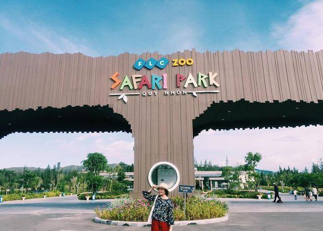 Hòa mình cùng thiên nhiên hoang dã ở Safari Park Quy Nhơn. Ảnh: binhdinh.dulichvietnam.com.vn